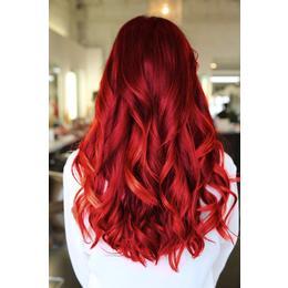 Червена боя за коса
