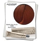 Перманентна боя - Alfaparf Milano Evolution of the Color нюанс 7MRB Metallic Ruby Brown Средно русо