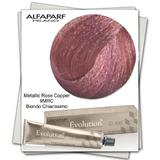 Перманентна боя - Alfaparf Milano Evolution of the Color нюанс 9MRC Metallic Rose Copper Много светло русо