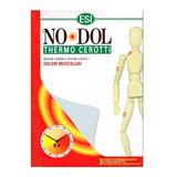 Термични пластири за мускулни и ставни болки ESI No-Dol, 3 броя