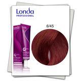 Перманентна боя - Londa Professional нюанс 6/45 тъмно русо медено червено