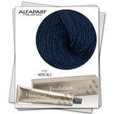 Перманентна боя - Alfaparf Milano Evolution of the Color нюанс 1.11 Синьо черно