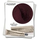 Перманентна боя - Alfaparf Milano Evolution of the Color нюанс 6.6 Тъмно русо чисто червено