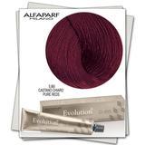 Перманентна боя - Alfaparf Milano Evolution of the Color нюанс 5.66I Светло кестеняво чисто червено