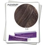 Боя без амоняк - Alfaparf Milano Color Wear нюанс 7.21 Средно пепелно русо ирис