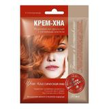 Растителна крем боя Henna Fitocosmetic, Класик (Червено), 50мл