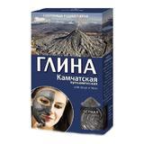 Черна вулканична козметична глина от Kamceatka с лифтинг ефект Fitocosmetic, 100г