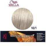 Перманентна крем боя - Wella Professionals Koleston Perfect ME+ Rich Naturals, нюанс 10/1 ярко пепелно русо