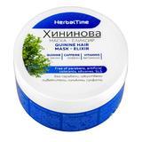 Маска еликсир за коса с хинин Herbal Time, Rosa Impex, 200мл