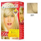 Боя за коса Rosa Impex Prestige, нюанс 201 Very Light Blonde