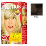 Боя за коса Rosa Impex Prestige, нюанс 239 Natural Brown