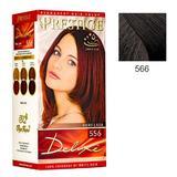 Боя за коса Rosa Impex Prestige Deluxe, нюанс 566 Dark Chocolate