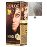 Перманентна боя за коса Rosa Impex Color Time, нюанс 88 Silver Blonde