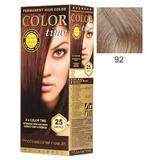 Перманентна боя за коса Rosa Impex Color Time, нюанс 92 Pearl Blonde