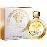 Тоалетна вода Versace Eros Pour Femme, Дамска, 100мл