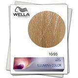 Перманентна боя - Wella Professionals Illumina Color нюанс 10/93 светло русо перлено златисто