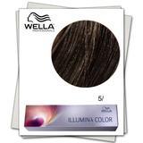 Перманентна боя - Wella Professionals Illumina Color нюанс 5/ светъл кестен