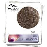 Перманентна боя - Wella Professionals Illumina Color нюанс 6/16 тъмно русо пепелно виолетово