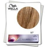 Перманентна боя - Wella Professionals Illumina Color нюанс 9/7 ярко русо кестеняво