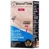 Обезцветяваща паста за руса коса Time Super Blond Rosa Impex