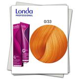 Перманентна боя Mixton - Londa Professional нюанс 0/33 интензивно златист микс