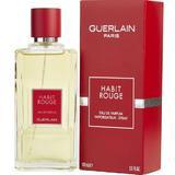 Парфюмна вода Guerlain Habit Rouge, Мъже, 100мл