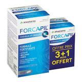 Forcapil за коса и нокти Arkopharma, 180 + 60 капсули