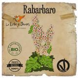 Пудра Rhubarb Powder Le Erbe di Janas, 100 гр