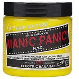 Полу-перманентно директно боядисване - Manic Panic Classic, Electric Banana нюанс 118 мл