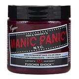 Полу-перманентно директно боядисване - Manic Panic Classic, Fuschia Shock 118 мл