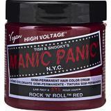 Полу-перманентна директна боя - Manic Panic Classic, Rock'n Roll Red 118 мл