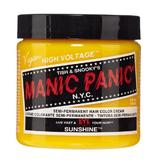 Полу-перманентна директна боя - Manic Panic Classic, Sunshine 118 мл