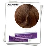 Боя без амоняк - Alfaparf Milano Color Wear нюанс 7.3 Средно златисто русо