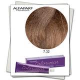 Боя без амоняк - Alfaparf Milano Color Wear нюанс 7.32 Средно русо златен ирис