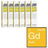 Златоконцентриран пигментен комплект - Alfaparf Milano Ultra Concentrated Pure Pigment GOLD 6 x 8 мл
