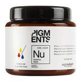 Маска за суха боядисана коса - Alfaparf Milano Pigments Nutritive Mask 200 мл