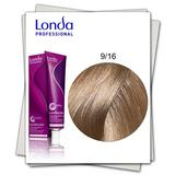 Перманентна боя - Londa Professional нюанс 9/16 ярко русо пепелно виолетово