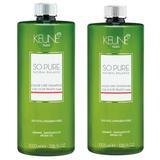Пакет Keune So Pure Color Care 1000 мл – Шампоан и Балсам