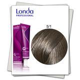 Перманентна боя - Londa Professional нюанс 5/1 светло пепелно кестеняво